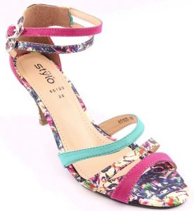 Stylo Shoes Sandals Summer and Eid Collection 2016 For women and Girls with Price Rs-1,690...