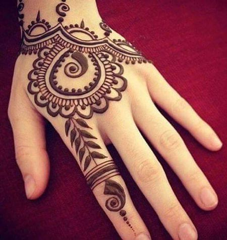 new stylish arabic hands mehndi designs for beginners 2016 2017. Black Bedroom Furniture Sets. Home Design Ideas