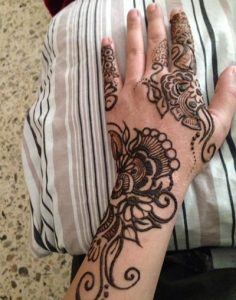 New Arabic Mehndi Designs for Hands Designs for Beginners 2016 2017 12