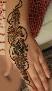 New Arabic Mehndi Designs for Hands Designs for Beginners 2016 2017