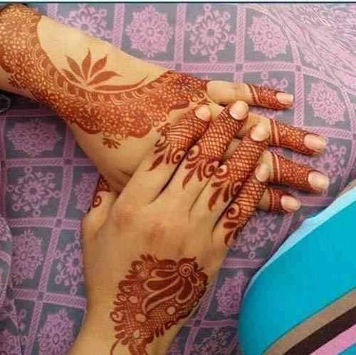 Mehndi New 2017 : New stylish arabic hands mehndi designs for beginners