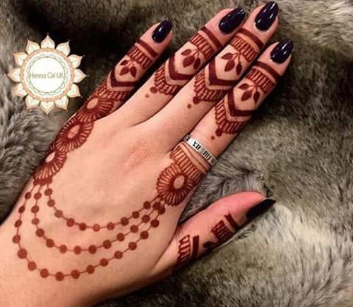 Simple Mehndi Patterns For Eid : Latest eid mehndi designs  for hands indian