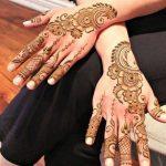 Latest Eid Mehndi Designs 2016 2017 for Hands Indian Pakistani