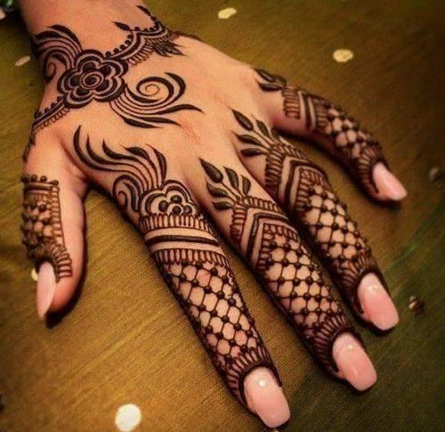 New-Latest-Simple-Arabic-Eid-Mehndi-Designs-2016-2017-for-Hands-Indian-Pakistani-8