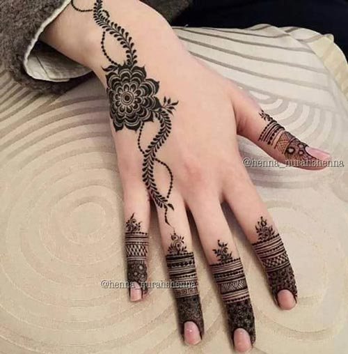 New-Latest-Simple-Arabic-Eid-Mehndi-Designs-2016-2017-for-Hands-Indian-Pakistani-9