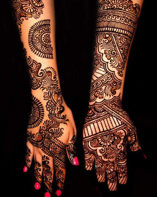 Latest-Pakistani-Indian-Dulhan-Mehndi-Design-for-Hands-Feet-Legs-2016-2017-1