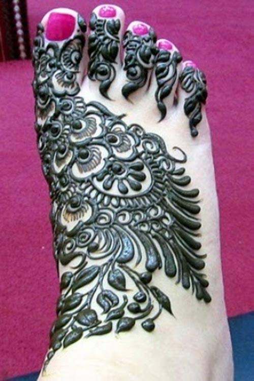 Latest-Pakistani-Indian-Dulhan-Mehndi-Design-for-Hands-Feet-Legs-2016-2017-4