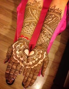Latest-Pakistani-Indian-Dulhan-Mehndi-Design-for-Hands-Feet-Legs-2016-2017-5