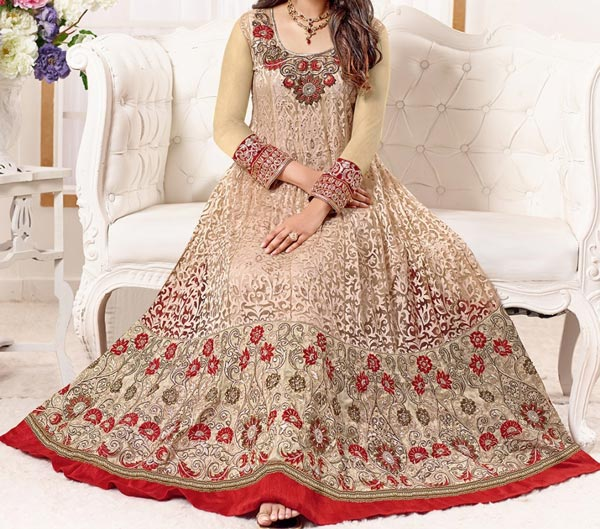 Admirable Gowns Floor Length Anarkali Frocks Suits Indian Actress Dress 2017 2018