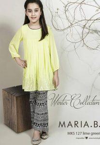 pakistani-indian-new-fashion-kids-girls-frock-dresses-suit-2017-2018-lemon-maria-b