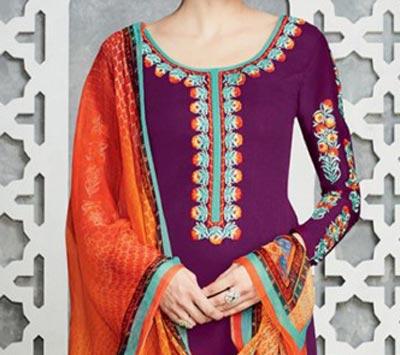7e73e000f Neck Gala Designs 2017 Book Free Download for Salwar Kameez Suit