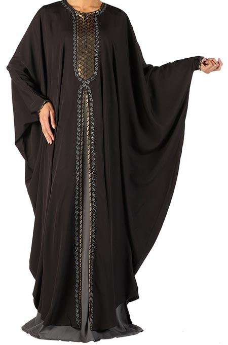 fancy-abaya-kaftan-butterfly-jilbab-abaya-designs
