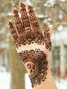 indian-arabic-floral-mehndi-design-2017-2018