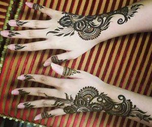 indian-bridal-dulhan-mehndi-designs-2017-2018