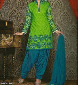 latest-patiala-salwar-kameez-suits-neck-designs-2017-fashion-party-wedding-green