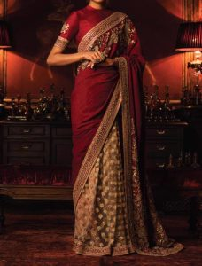 latest-sabyasachi-mukherjee-dresses-collection-2017-for-bridal-wedding-facebook-instagram