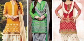 punjabi-party-wear-salwar-kameez-2017-suit-neck-designs-photos