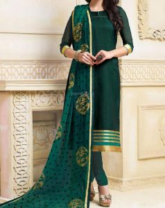 punjabi-salwar-kameez-suit-2017-2018-party-wear-neck-designs-green