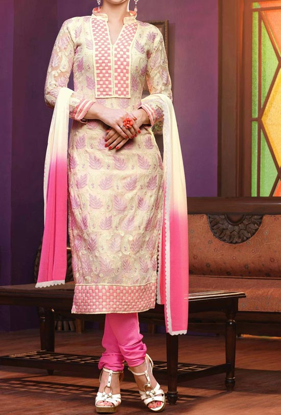Latest salwar suits for girls 2018