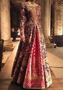 sabyasachi-mukherjee-dresses-collection-2017-for-bridal-wedding-gown-facebook-instagram