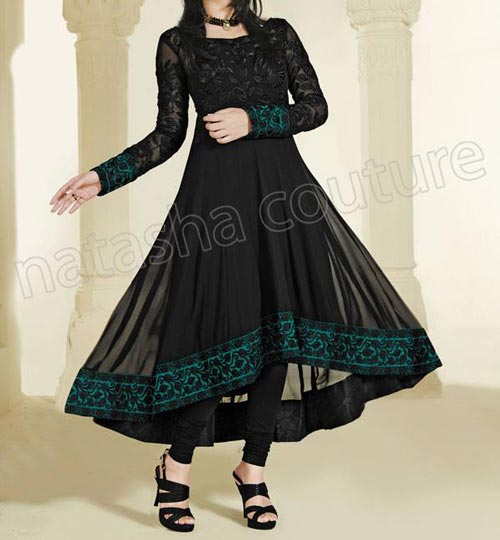 umbrella-frock-design-anarkali-churidar-suits-salwar-kameez-2017-2018
