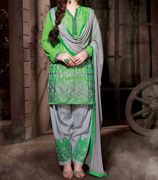 modern-sea-green-punjabi-salwar-kameez-suit-2017-2018-party-wear-neck-designs