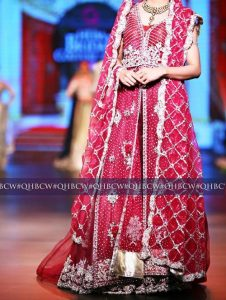 Bridal Couture Week 2016 2017 Wedding Dresses Fashion Trend in Pakistan 2