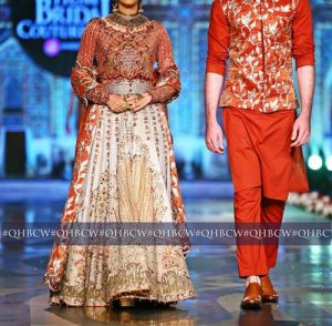 Bridal Couture Week 2016 2017 Wedding Dresses Fashion Trend in Pakistan Gown
