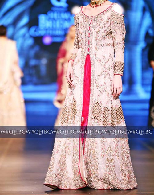 Bridal Couture Week 2016 2017 Wedding Dresses Fashion Trend in Pakistan