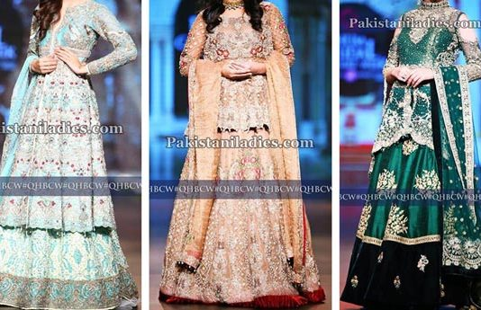 net-bridal-cauture-week-lehenga-frock-open-gown-fashion-2017-wedding-party-dresses-with-cut-work