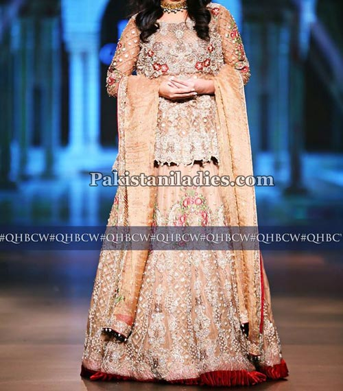 net-bridal-lehenga-fashion-2017-2018-wedding-party-dresses-with-cut-work