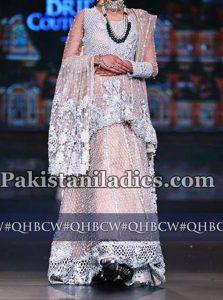 net-bridal-lehenga-fashion-2017-wedding-party-dresses-with-cut-work