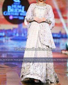net-bridal-lehenga-fashion-2017-wedding-party-dresses-with-cut-work-white-silver