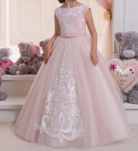 Latest Party Wedding Long frocks designs Collection 2017 2018 kids Teenagers