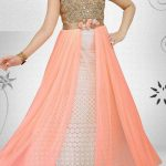 Latest Long Frock Design Collection 2017 2018 Teenager Girls Kid