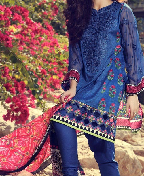 Maria B Designer Summer Collection 2017 Prices -6,725