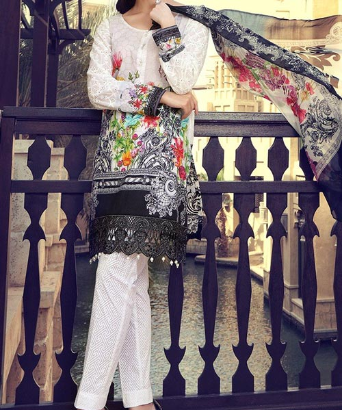 Maria B Designer Summer Collection 2017 Prices -PKR-6,725
