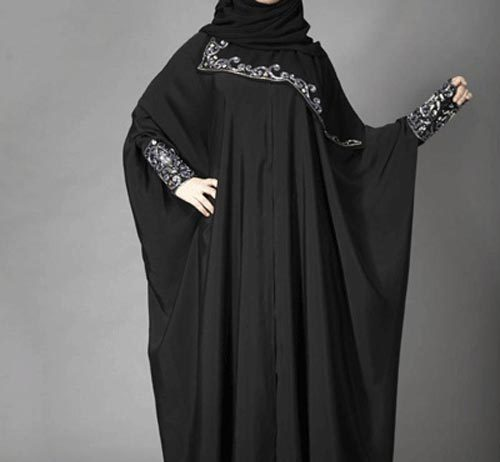 New-Designs-Fashion-2017-2018--Simple-Black-Burqa