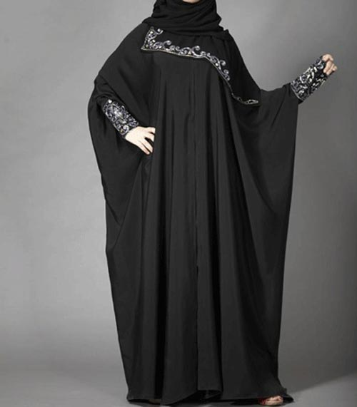 New-Designs-Fashion-2017-2018--Simple-Black-Burqa