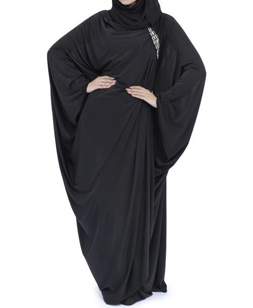 New-Saudi-Abaya-Designs-Fashion-2017-2018--Simple-Black-Burqa-11