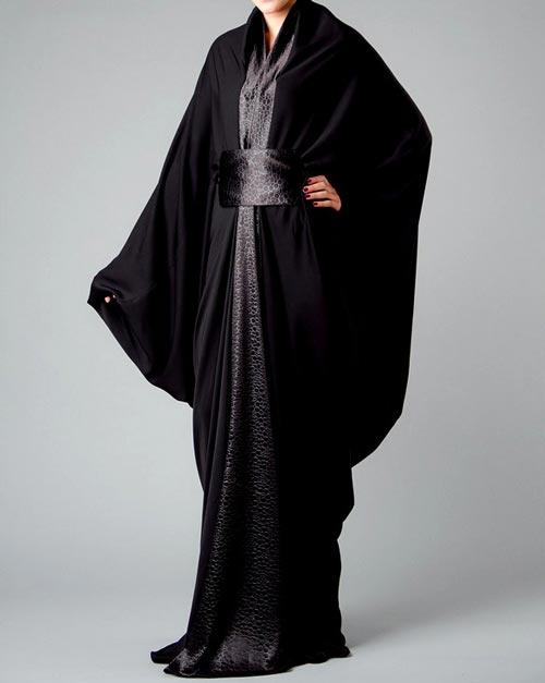New-Saudi-Abaya-Designs-Fashion-2017-2018--Simple-Black-Burqa-3