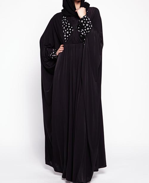 New-Saudi-Abaya-Designs-Fashion-2017-2018--Simple-Black-Burqa-4