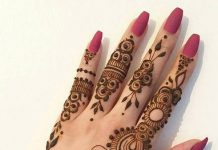 Latest New Henna Mehndi Designs 2018 2019 Catalog Book