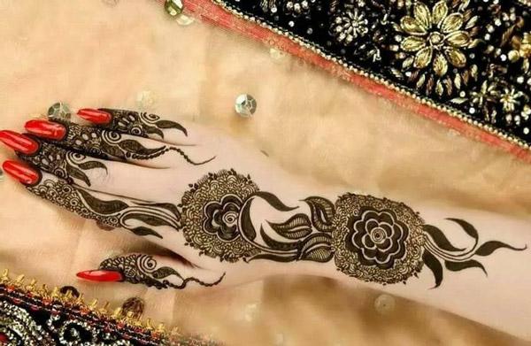 Latest New Henna Mehndi Designs 2018 2019 Catalog Book Beautiful