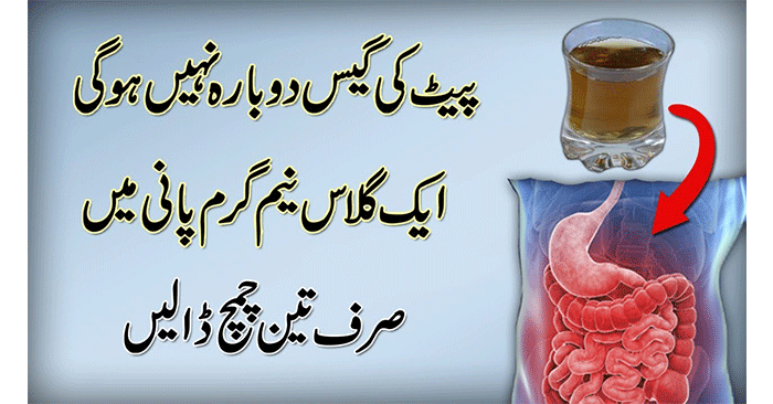 Tame Excessive Gas and Cure Gastric Problem