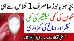 Get Rid of Calcium Deficiency Naturally