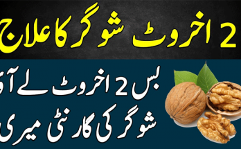 Walnuts Benefits for Diabetes