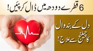 heart valve blockage